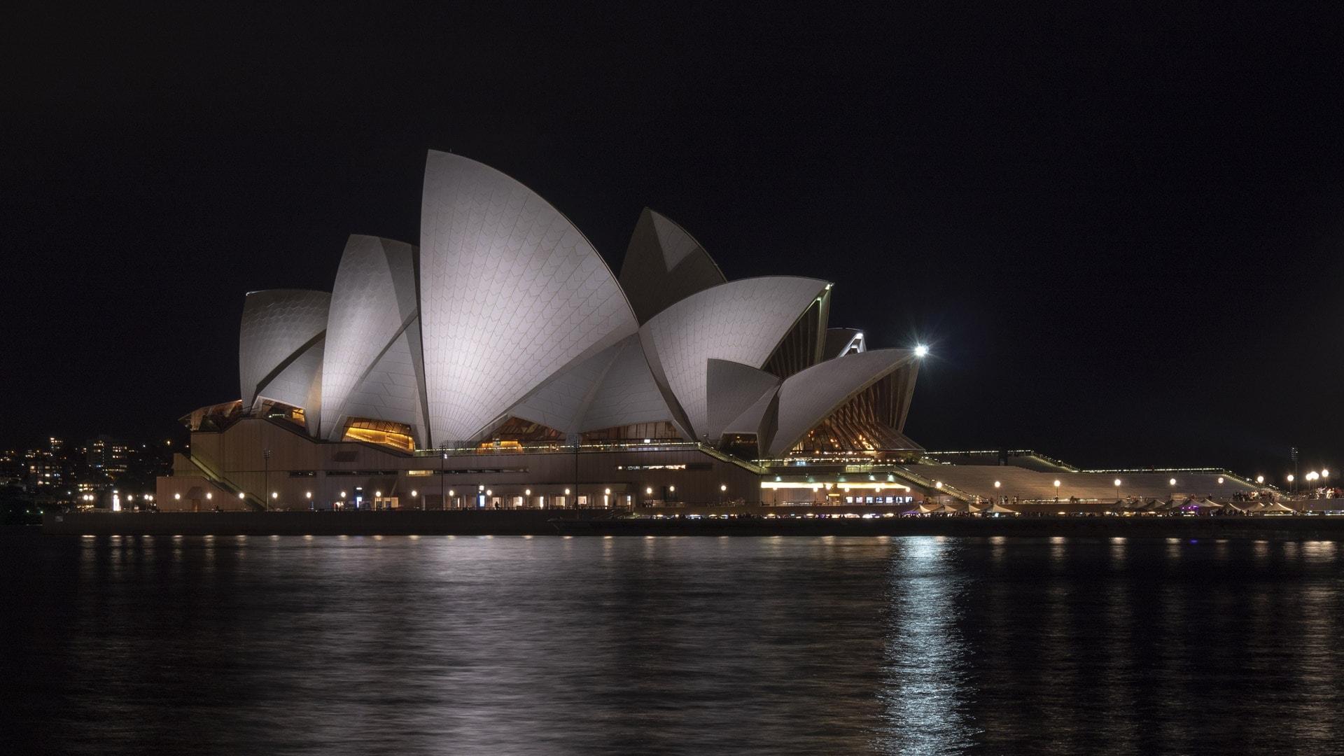 L'opéra, le Harbour Bridge et le quartier the Rocks 15