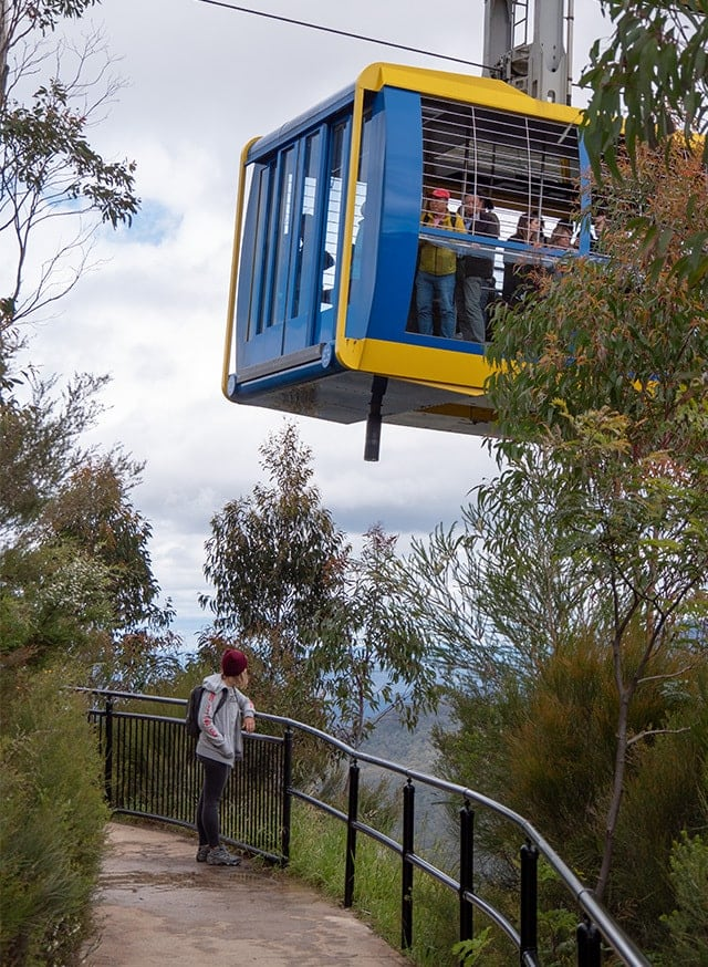 Les Blue Mountains, à 2h de Sydney en voiture ou train 29