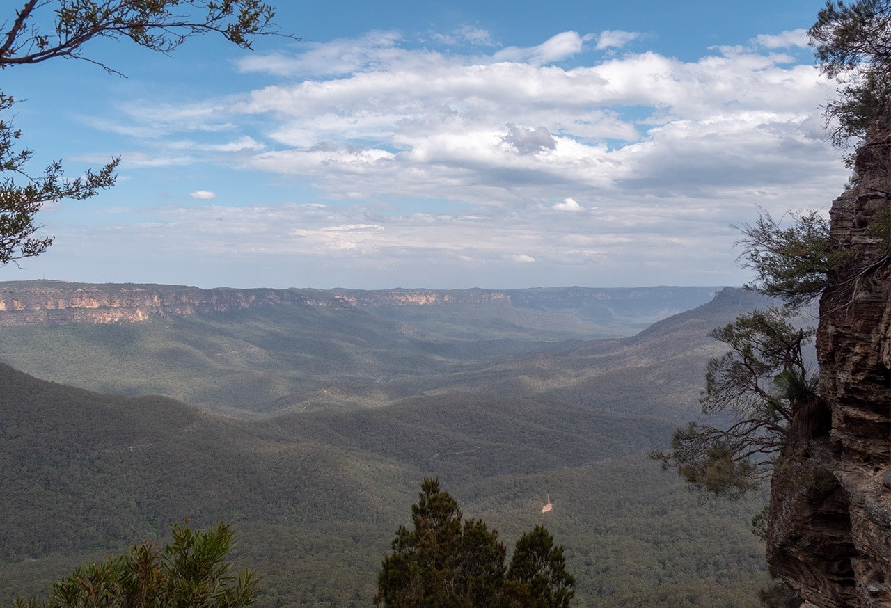 Les Blue Mountains, à 2h de Sydney en voiture ou train 40