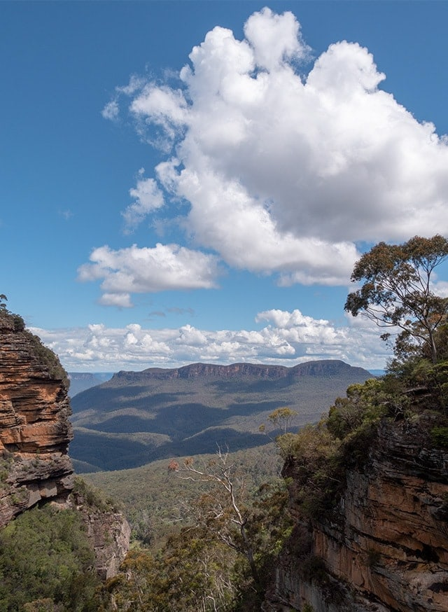 Les Blue Mountains, à 2h de Sydney en voiture ou train 50