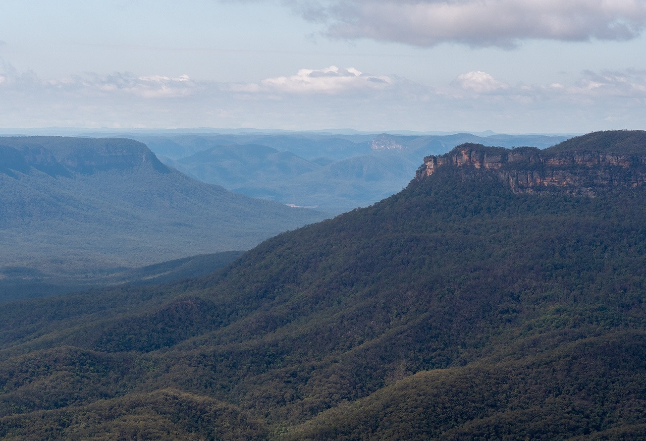 Les Blue Mountains, à 2h de Sydney en voiture ou train 56