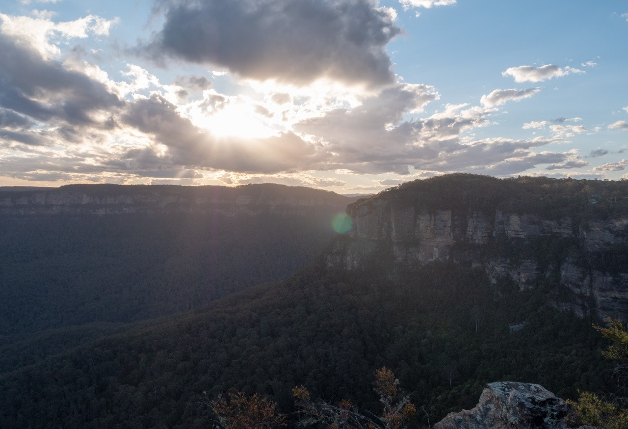 Les Blue Mountains, à 2h de Sydney en voiture ou train 5