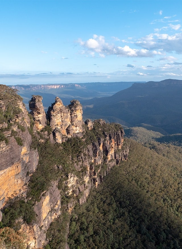 Les Blue Mountains, à 2h de Sydney en voiture ou train 6