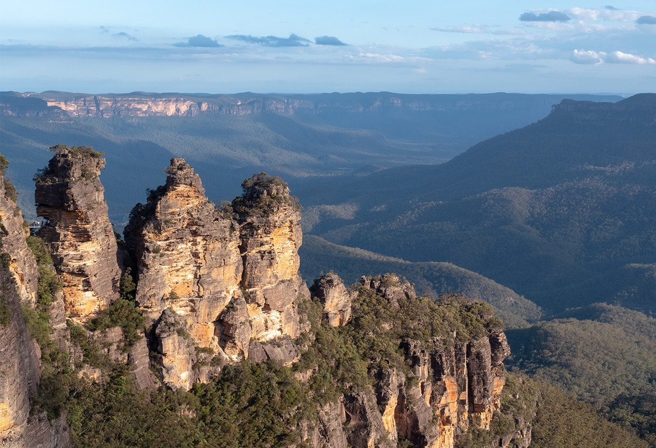 Les Blue Mountains, à 2h de Sydney en voiture ou train 7