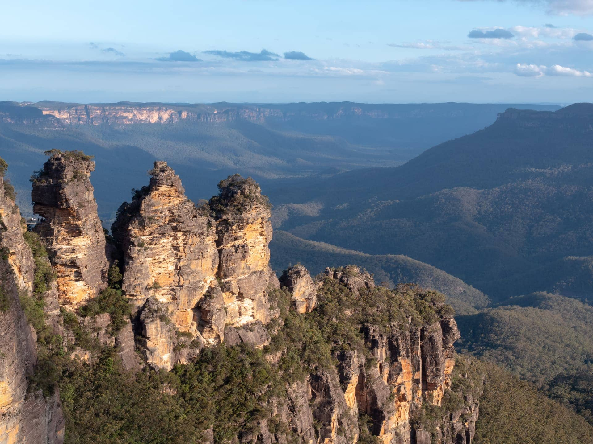 Les Blue Mountains, à 2h de Sydney en voiture ou train 3