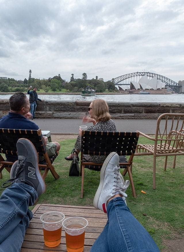 Botanical garden, oasis de verdure à Sydney 17