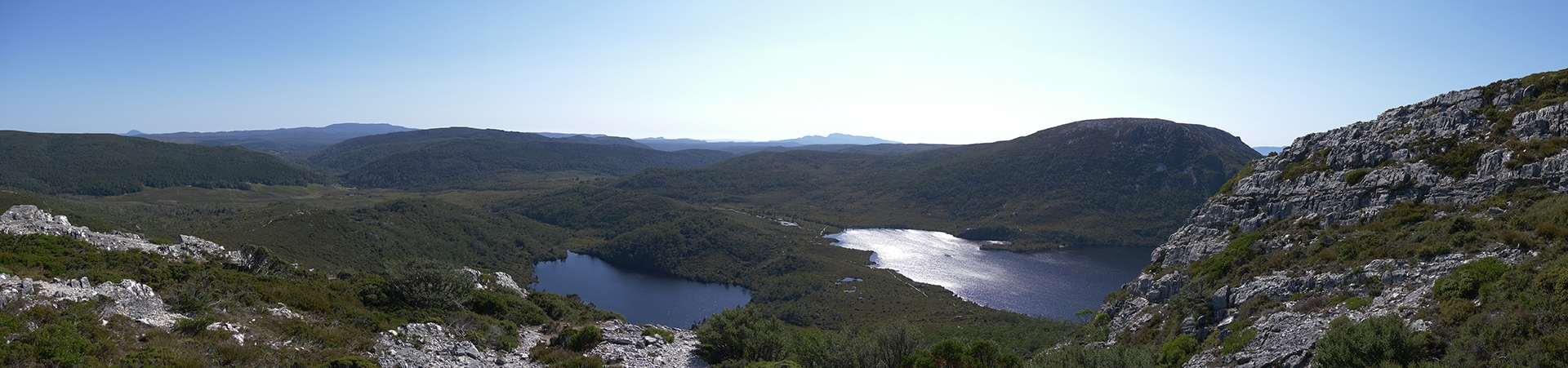 L'ascension de Cradle Mountain en 7h<br><br> 6